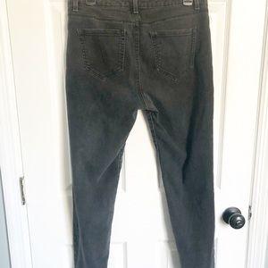 Bandolino Black jeans size 10